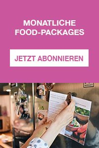 Bild FOOD PACKAGES Monatlich My Day Reloaded