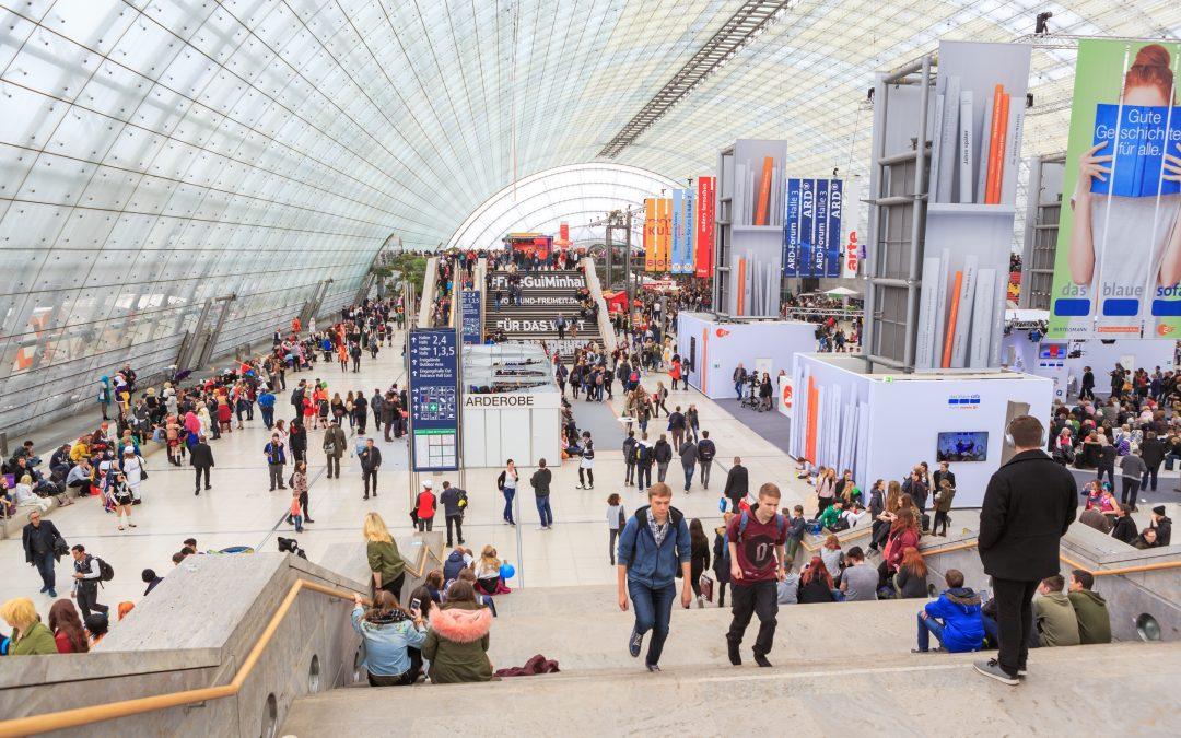 Wir auf der Leipziger Buchmesse 2020 – Meet & Great